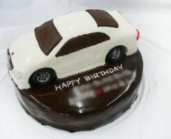 車のケーキ ベンツ 誕生日ケーキ