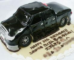 車のケーキ タンドラ