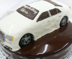 車のケーキ クライスラー300C