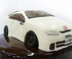 車のケーキ インテグラタイプR