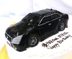 車のケーキ クラウン・アスリート