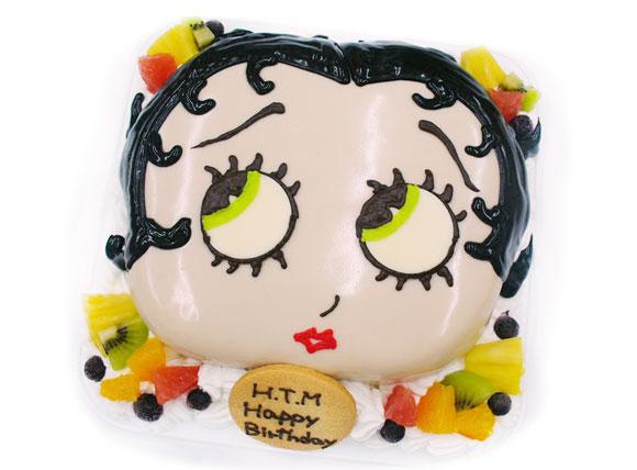 誕生日ケーキ ベティ