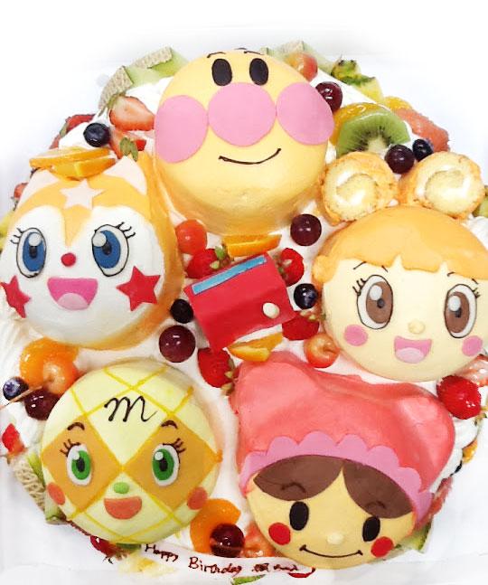 キャラクター 誕生日ケーキ アンパンマン