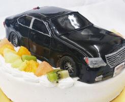 車のケーキ レクサス