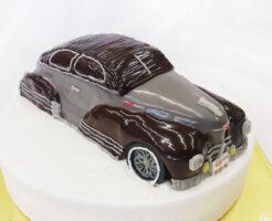 シボレー・フリートライン 車の誕生日ケーキ