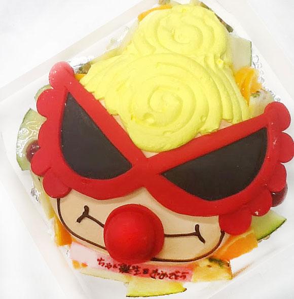 ヒステリックミニ キャラクターケーキ