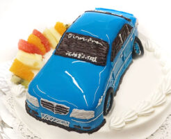 車のケーキ シーマ