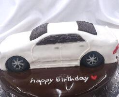 クラウンアスリート 車のケーキ