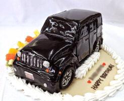 ラングラー ジープ ケーキ