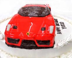 車のケーキ エンツォフェラーリ