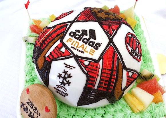 サッカーワールドカップ ケーキ
