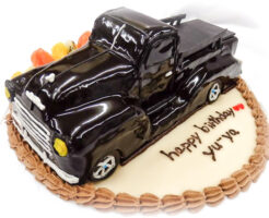車のケーキ シボレーC3100 ピックアップトラック