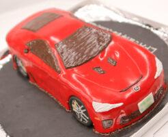 レクサス車のケーキ--11