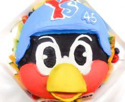 つば九郎立体ケーキ