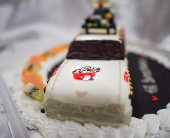 ゴーストバスターズ車の3Dケーキ