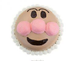 アンパンマン立体ケーキ