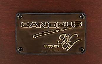 CANOPUSロゴ